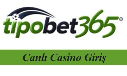 Tipobet Canlı Casino Giriş